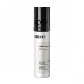 Korff Pure Perfection Fluido Idratante Opacizzante Anti-Età SPF 10 50ML