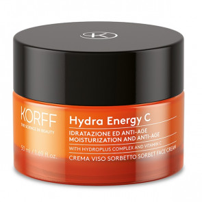 Korff Hydra Energy C Crema Viso Sorbetto 50ML