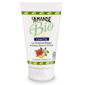 L'Amande Eco Bio Crema Viso 50ML