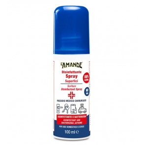 L'Amande Disinfettante Spray Superfici 100ML