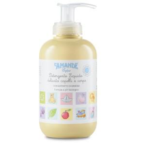 L'Amande Enfant Detergente Liquido Delicato 250ML