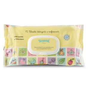 L'Amande Enfant Salviettine Detergenti 72PZ
