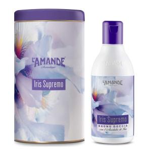 L'Amande Iris Supremo Bagno Doccia Deluxe 250ML