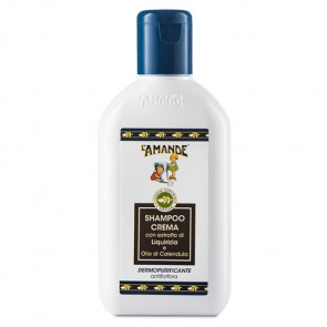 L'Amande Marseille Shampoo Crema Antiforfora Dermopurificante 200ML