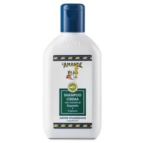 L'Amande Marseille Shampoo Crema Capelli Fini Volumizzante 200ML