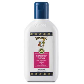 L'Amande Marseille Shampoo Crema Capelli Trattati Nutriente 200ML