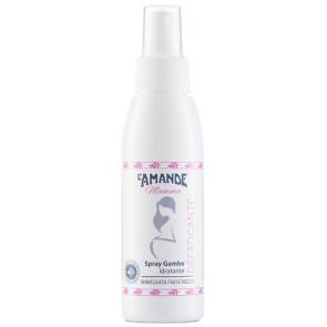 L'Amande Linea Mamma Spray Idratante Defaticante Gambe 125ML