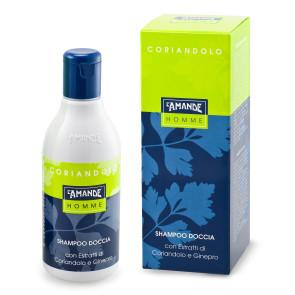 L'Amande Homme Coriandolo Shampoo Doccia 250ML