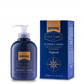 L'Amande Pour Homme Detergente Liquido 250ML