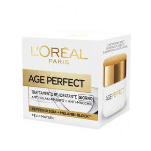 L'Oreal Paris Age Perfect Crema Viso Re-Idratante Giorno 50ML