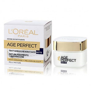 L'Oreal Paris Age Perfect Crema Viso Re-Idratante Notte 50ML