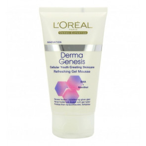 L'Oreal Paris Derma Genesis Gel-Mousse Fresco Detergente 150ML