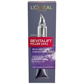L'Oreal Paris Revitalift Filler Rivolumizzante Concentrato Occhi 15ML