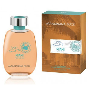 Mandarina Duck Let's Travel To Miami For Woman 100ML