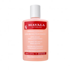 Mavala Extra Mild Nail Polish Remover 100ML