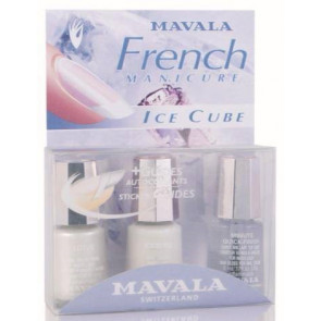 Mavala French Manicure Ice Cube