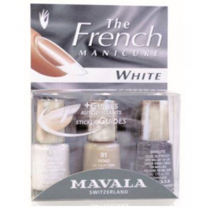 Mavala French Manicure White