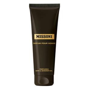 Missoni Parfum Pour Homme Bath and Shower Gel 250ML