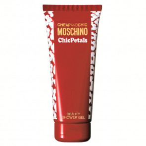 Moschino Cheap and Chic Chic Petals Beauty Shower Gel 200ML
