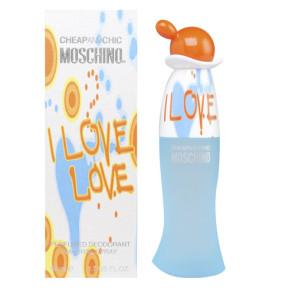 Moschino Cheap and Chic I Love Love Deodorant Spray 50ML