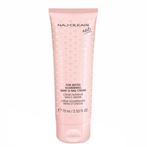 Naj-Oleari Pink Butter Nourishing Hand & Nail Cream 75ML
