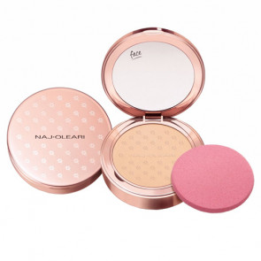 Naj-Oleari Silk Feel Wet&Dry Powder Foundation