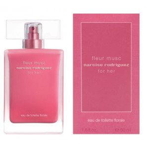 Narciso Rodriguez For Her Fleur Musc Florale 50ML