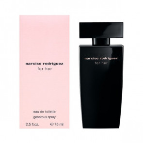 Narciso Rodriguez For Her Eau de Toilette 75ML