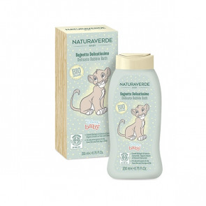 Naturaverde Bio Disney Baby Bagnetto Delicatissimo 200ML