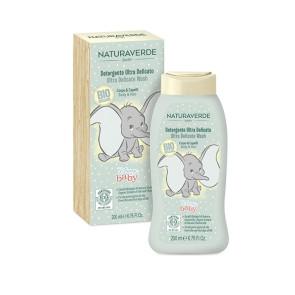 Naturaverde Bio Disney Baby Detergente Corpo & Capelli Ultra Delicato 200ML