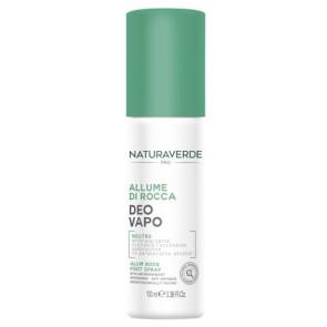 Naturaverde Pharma Allume di Rocca Neutro Deo Vapo 100ML