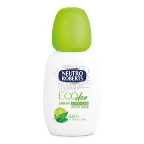 Neutro Roberts Ecobio Fresco Verde Deo Spray Zero Gas 75ML