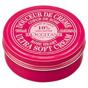 L'Occitane Karite Douceur de Creme Rose 100ML
