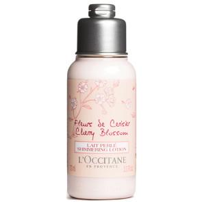 L'Occitane Fleurs de Cerisier Lait Perlé Corps 75ML