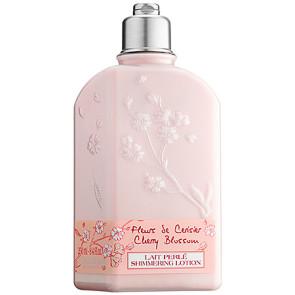 L'Occitane Fleurs de Cerisier Lait Perlé 250ML