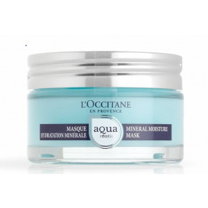 L'Occitane Aqua Réotier Masque Hydratation Minerale 75ML