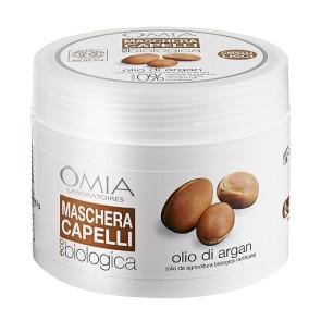 Omia Maschera Capelli Ecobio Olio di Argan 250ML