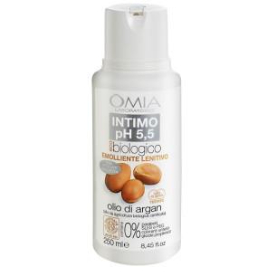 Omia Sapone Intimo Ecobio ph 5.5 Olio di Argan 250ML