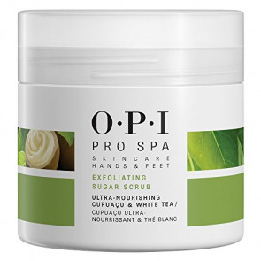 OPI Scrub Esfoliante Ultra Nutriente allo Zucchero per Piedi e Gambe  136ML