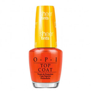 OPI Collezione Sheer Tints Top Coat