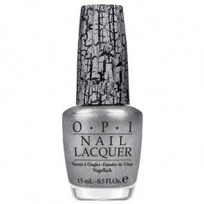 OPI Top Coat Effetto Shatter - Silver Shatter