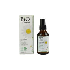 Phytorelax Bio Camomilla Olio Setificante Corpo Nutriente e Protettivo 100ML
