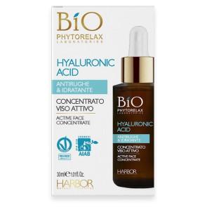 Phytorelax Bio Acido Ialuronico Concentrato Viso Attivo 30ML