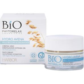 Phytorelax Hydro Avena Crema Viso Idratazione Intensa 24h 50ML