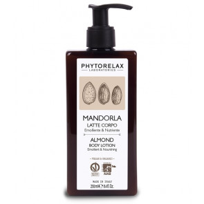 Phytorelax Mandorla Latte Corpo Emolliente e Nutriente 250ML