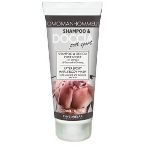 Phytorelax Uomo Shampoo & Doccia Post Sport 200ML