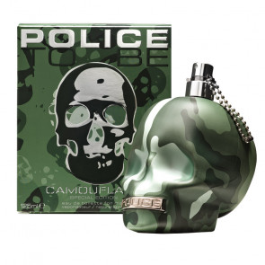 Police To Be Camouflage 125ML