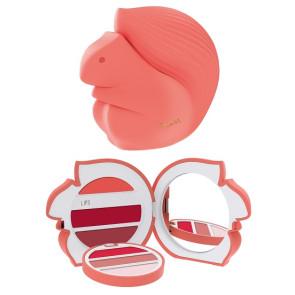Pupa Squirrel 1 Rosa Scuro Cofanetto