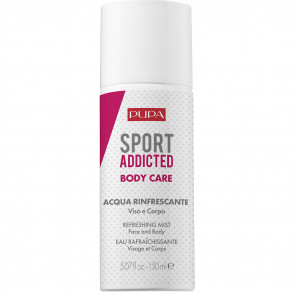 Pupa Sport Addicted Acqua Rinfrescante Viso e Corpo 150ML