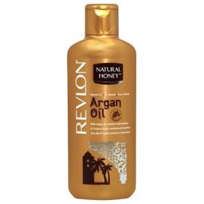 Natural Honey Argan Oil Shower Gel 650ML